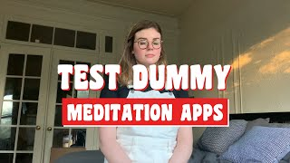 Meditation apps: Do they work? || Test Dummy Ep. 2 || Popular Science (#stayhome and #learn #withme)
