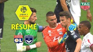 Olympique Lyonnais - Girondins de Bordeaux ( 1-1 ) - Résumé - (OL - GdB) / 2019-20