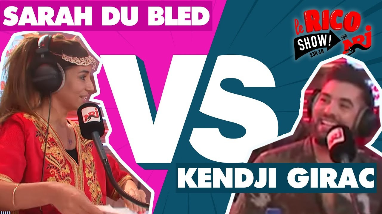 """Kendji et Sarah du bled """"Ma chèvre Andalouse"""" - Le Rico Show sur NRJ"""