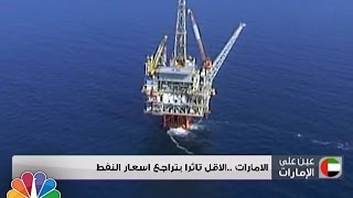 عين على الامارات / الامارات أقل الدول تأثرا بتراجع أسعار النفط