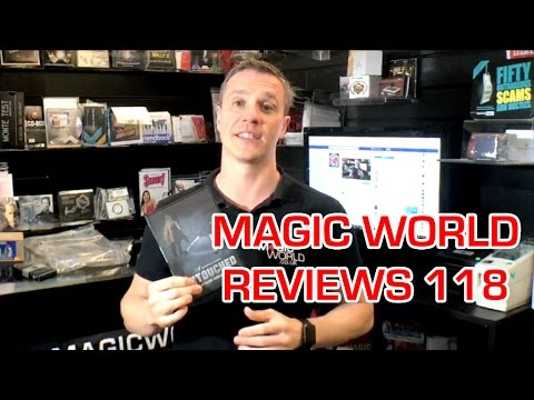 MAGICWORLD REVIEWS SANSMINDS UNTOUCHED // SPIRALED & VISION