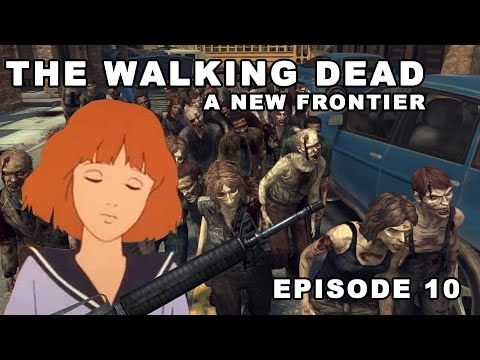 Walking Dead New Frontier - Episode 10 - Bromance