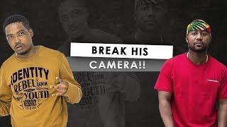 Cassper Nyovest SA Hiphop Awards Incident with Tusko_D Break down.    Tusko_D Vlogs