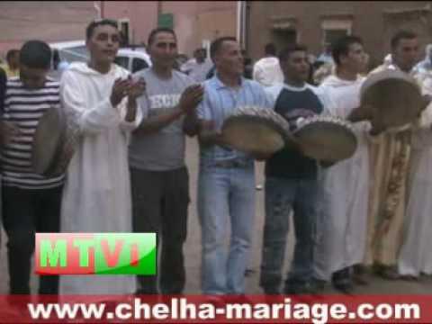 ahidus de la tribue berbère des Ait atta www.chelha-mariage.com