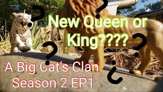 A Big Cat's Clan(Season2 EP1)~Toy Animal Series~
