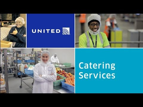 United - Working in Food Services - new