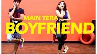 Main Tera Boyfriend Song dance choreography | Raabta | Vicky & aakanksha I Easy dance steps