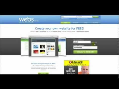How To Build A Website For Free   Best Free Website Builder Available!