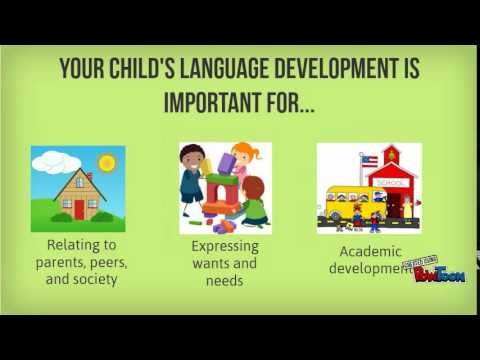 Intro to Speech-Language Development for Ages 0-5