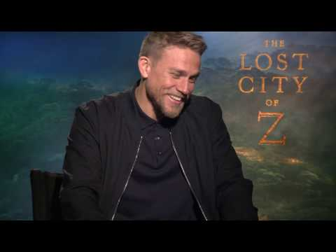 The Lost City of Z: Charlie Hunnam Exclusive Interview