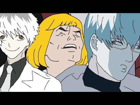 TOKYO GHOUL:RE OPENING : PAINT VERSION