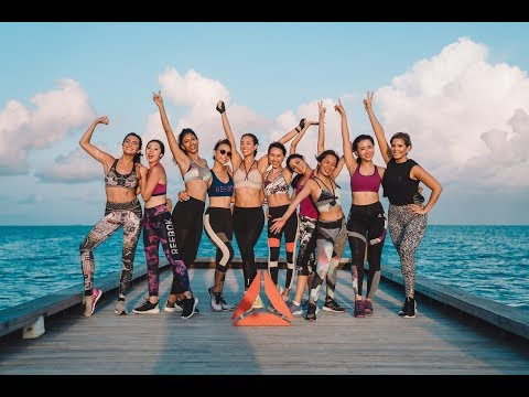 Reebok Singapore #PerfectNever Campaign 2017