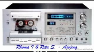 [ OM. SONETA ]  Rhoma Irama & Rita Sugiarto -  Ajojing