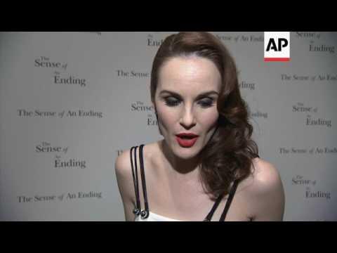 Dockery hopeful for 'Downton Abbey' film