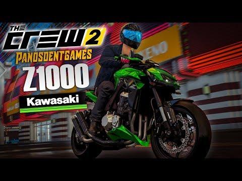 ΔΟΚΙΜΑΖΟΥΜΕ ΤΗΝ KAWASAKI Z1000   The Crew 2 Gameplay #10 (2k 60fps)