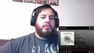 Dream Theater - Out Of Reach REACTION!!