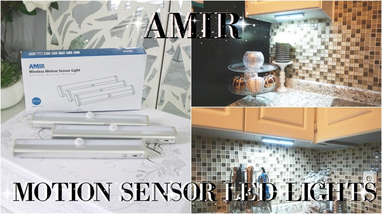 AMIR WIRELESS MOTION SENSOR LIGHTS | MOTION ACTIVATED LED NIGHT LIGHTS & AMIR WIRELESS MOTION SENSOR LIGHTS | MOTION ACTIVATED LED NIGHT ...