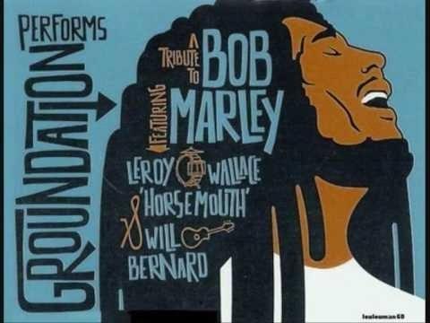 GROUNDATION - Tribute To BOB MARLEY - Marley70 (Full Album) completo