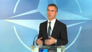 Press conference following the extraordinary meeting of the NATO-Ukraine Commission - 26 JAN 2015