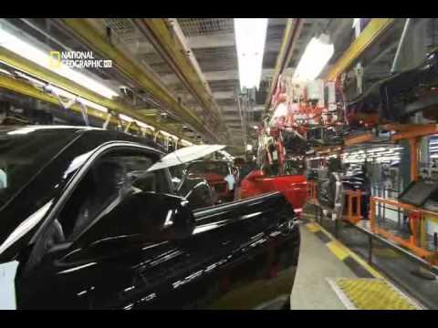 Megafactorias Chevrolet Camaro