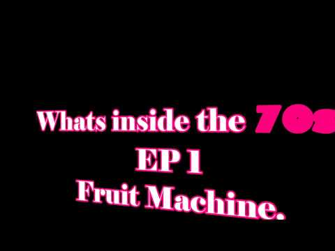 Whats inside a 70s fruit machine? How it Works.