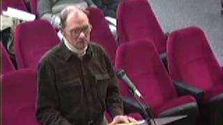 shelby township mi trustee meeting december 16 2008 public comment by mr turner to trustee manzella