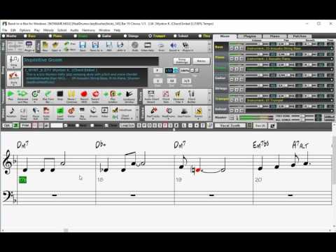 BIAB - 12. Swing Jazz Trumpet - Part 1: MIDI