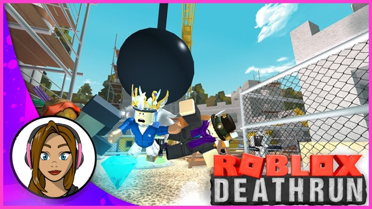 WARNING LOTS OF SCREAMING! - Roblox Deathrun Gameplay