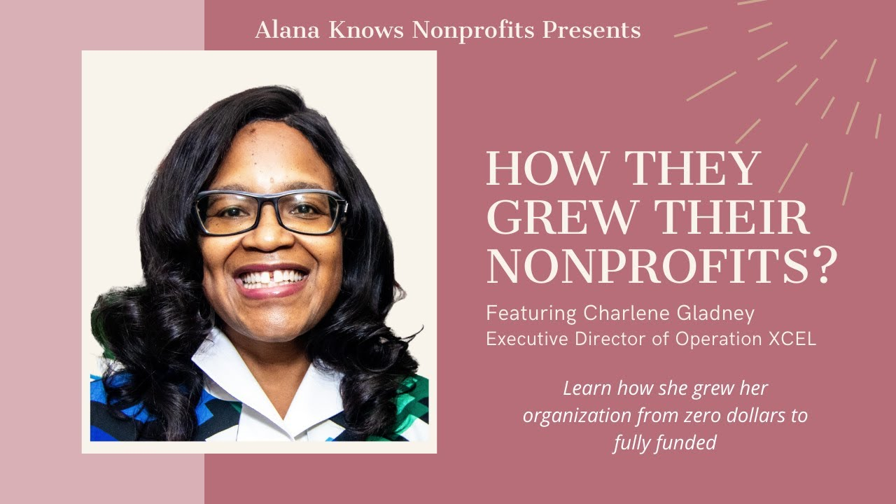 Episode 1: How They Grew Their Nonprofits? Sustainability