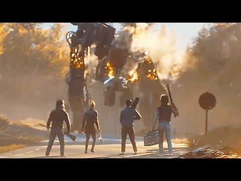 GENERATION ZERO 14 Minutes Gameplay Demo No Commentary  (Open Sci-Fi Game Set) Gamescom 2018