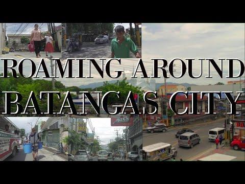 BATANGAS CITY STREETS
