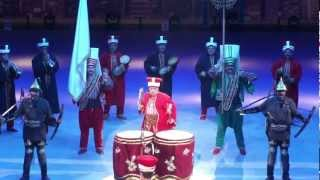 Busa Mehter Band of Turkey - 24/6 Hong Kong International Military Tattoo 2012