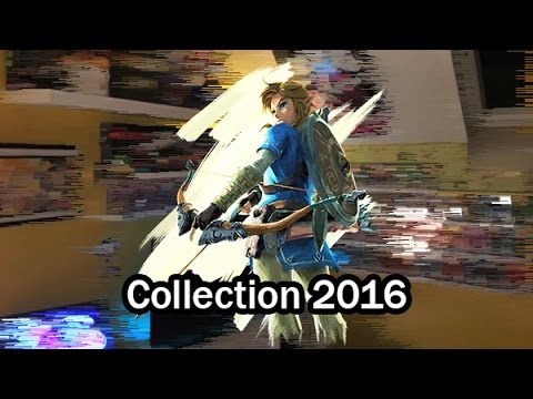 COLLECTION 2016 JEUX VIDEOS, MANGAS, RETRO, FIGURINES - Visite de ma Gaming Room