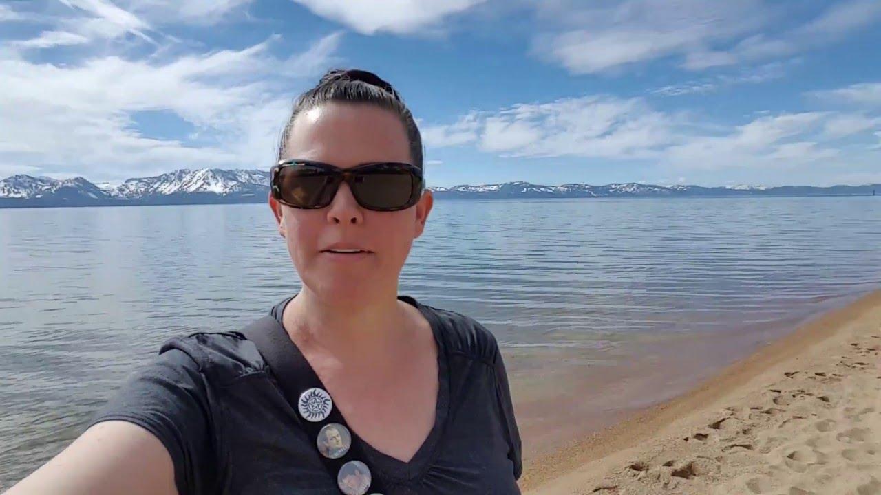 Nevada Beach South Lake Tahoe 03 19 2016