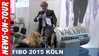 FIBO 2015 | Vacufit Body Performer | Rudolf Weyergans | Footage Raw Material