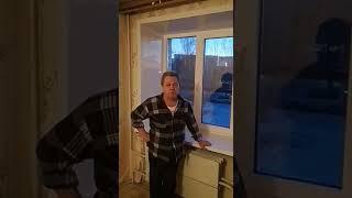 Видео отзыв. Пластиковые окна ПВХ Саламандра (Salamander). Город Лида, Гродненская область. Беларусь