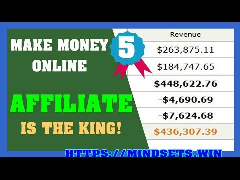 How I Can Make Money $500 Per Day Online Fast From The Internet (Affiliate Part 5)