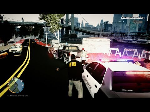 LCPD:FR 1.0a | Federal Agents on Patrol [Part 1]