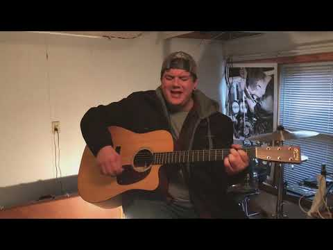 Mitchell Tenpenny- Drunk Me (Dave Root Band Cover)