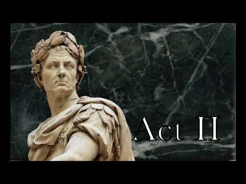 The Tragedy of Julius Caesar - Act II Audiobook