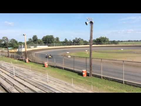 Kenny Wallace Dirt Racing Experience Tri City Speedway, Granite City Illinois
