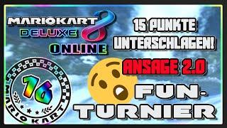 🔴 MARIO KART 8 DELUXE ONLINE Part 16: Ansage an Nintendo Switch Online 2! Punkte unterschlagen...
