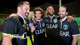 النهائي.. حازم إمام ضد شيكابالا وضربة جزاء قاتلة لعمر جابر FilGoal.com