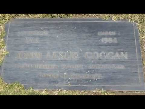 Grave of Jackie Coogan - Uncle Fester