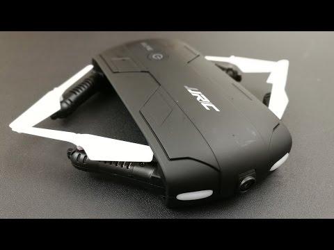 JJRC H37 ELFIE 720P HD Camera Quadcopter Foldable Review (just $40)