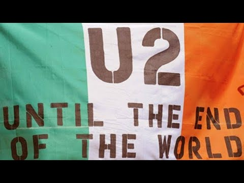 Tocando 'Until The End Of The World - U2'