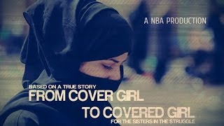 FROM COVER GIRL TO COVERED GIRL