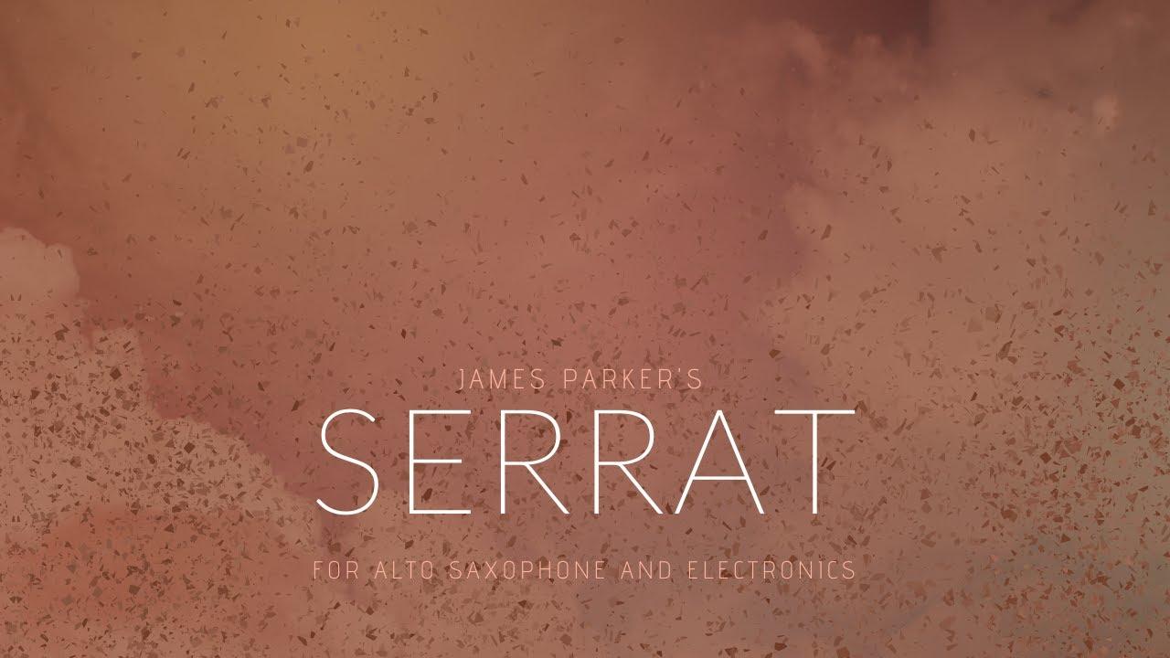 Sarah Hetrick plays James Parker's Serrat