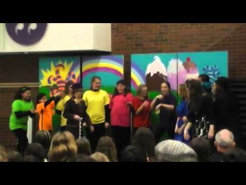"Mountain View Middle School ""Willy Wonka Jr."" Pt. 2 of 2"