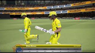 Chennai Super Kings vs Sunrisers Hyderabad Vivo IPL 2018 finaI Ashes cricket gameplay